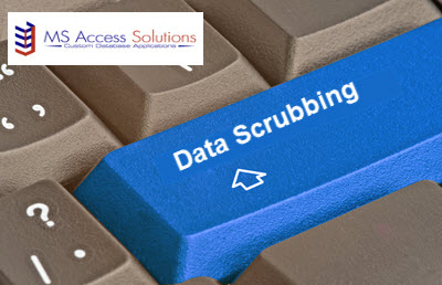 Data scrubbing Portland Oregon from the MS Access Experts